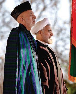 Rouhani Karzai